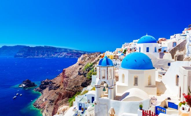 地中海の楽園!エーゲ海に浮かぶ島々