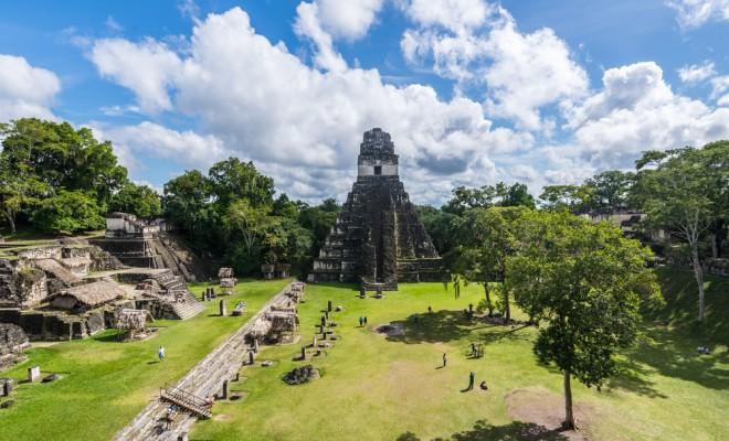 マヤ文明の息吹があちらこちらに!グアテマラの歴史観光